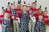 Цель почти достигнута: 37-летняя американка ждет рождения 12-го ребенка