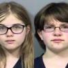 Две маленькие девочки, поверив в Слендермена, пытались зарезать свою подругу (13 фото)